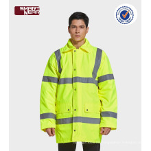 ropa de trabajo reflex de seguridad vis uniformes de trabajo de seguridad ropa de trabajo de invierno