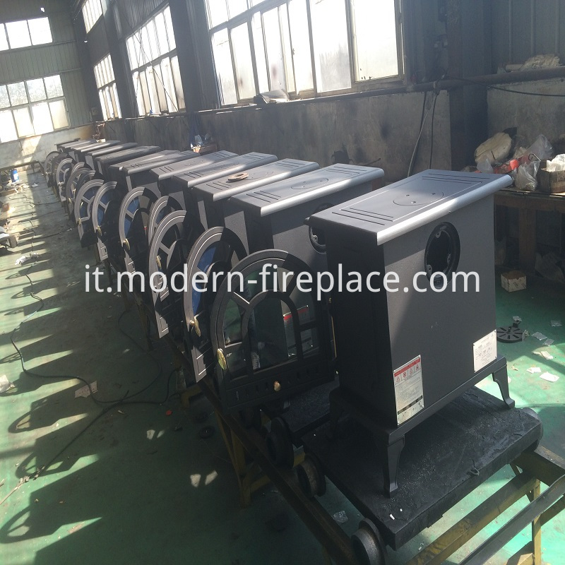 Wood Stoves Coal Cast Iron