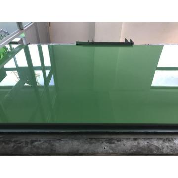 HIGH Glossy UV melamine board