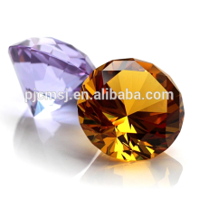 Wholesale High Quality Glass Diamond Shaped Crystal Beads Stone