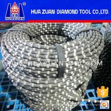 11.5mm beweglicher Diamant-Draht sah für Steinbruch