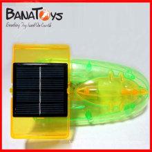 Carro de brinquedo solar interessante
