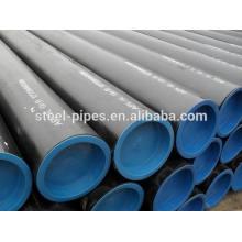 Astm horario 40 fábrica de tubos de acero, a106 gr.b horario 40 tubería de acero