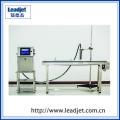 Impressora de código de lote de tinta contínua Wuij Leadjet Cij com Ce