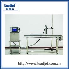 Máquina de impresión de fecha de caducidad V8 Industrial Solvent Inkjet