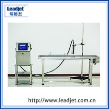 Automatic Continuous Portable Expiry Date Inkjet Printer for Factory
