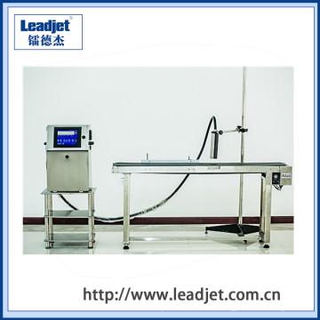 Ухань Leadjet непрерывного Каплеструйных струйный код партии принтер с CE