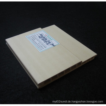 WPC-Schiebetür-Panel WPC-Wand-Platten-Decken Wd-90h9-a