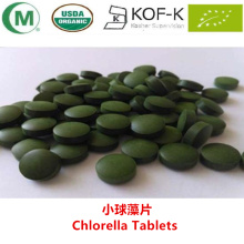 Multiple Nutritional Cracked Cell Wall Chlorella Tablets