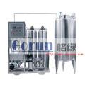 Sistema eletrônico de purificação de água da indústria