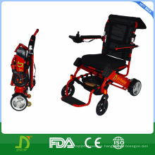 Steerable Electric Wheelchair with FDA ISO CE