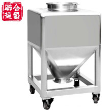 Rlf Series Stainless Steel Square Movable Transferring Hopper