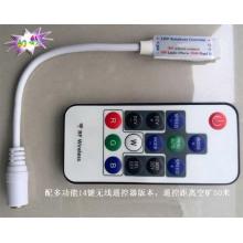 Controlador de RF com Chasing14key (GN-LED2013-Chasing-14KEY)