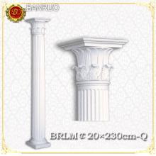 Banruo White Factory Оптовые продажи Художественная римская колонна