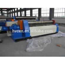 Máquina de laminación de placa delgada w12-6 * 2500 / metal estándar