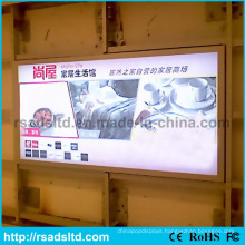 Waterproof Aluminium LED Fabric Textile Light Box