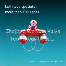 304 Stainless Steel Fire Hydrant Booster Valve