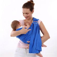Portador de estilingue de anel de bebê recém-nascido elástico