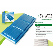 Hot sale medical inflatable water bed water mattress price SY-W02