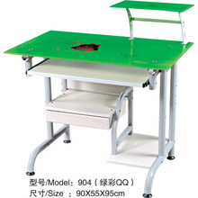 Green Color Modern Hot Selling Computer Table