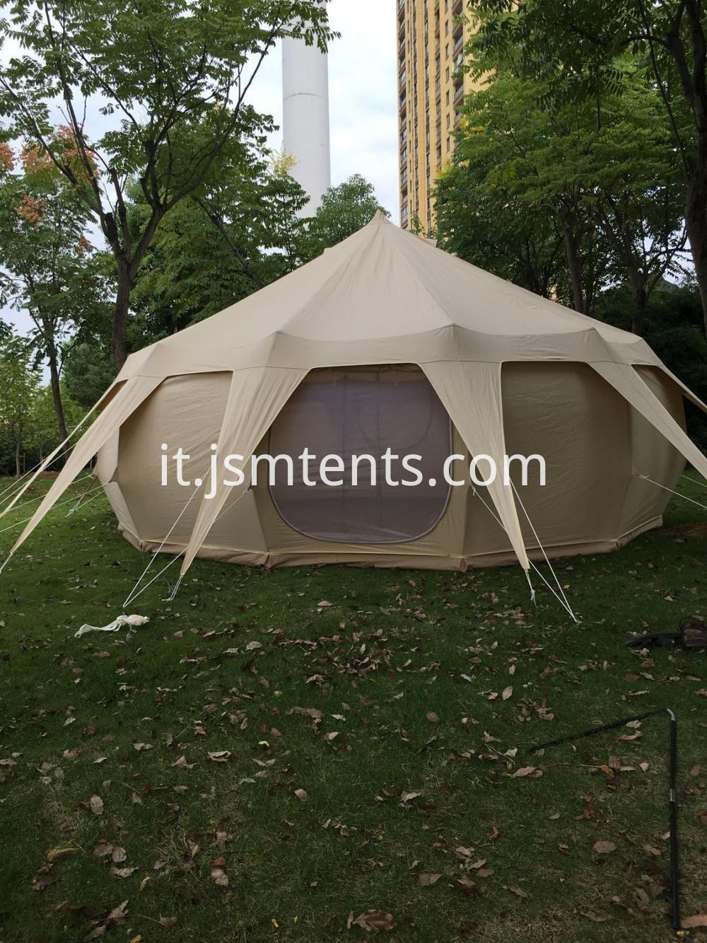 Outdoor Family Camping Bell Tents
