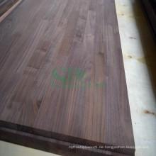 Finger-Sideboard aus amerikanischem Nussbaum schwarz