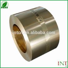 beryllium copper strip UNS C17500
