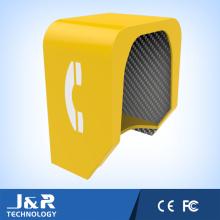Телефоны Экстренных Капот, Звуконепроницаемой Кабиной, Звукоизоляционный Кожух, Открытый Пылезащитный Колпак