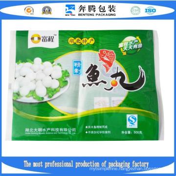 Fish Balls Food Packaging Bags