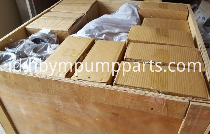 Concrete Pump Parts Packing