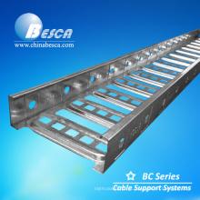 Bandejas de cabo de aço pesado do carregamento BC3 para o mercado da onça