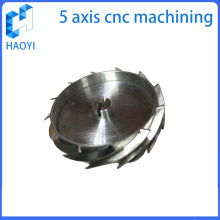 Customized Mass 5Axis machined production Fast Machining