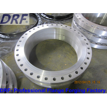 BS4504 Flange, Factory, Carbon Steel Flange, Forging