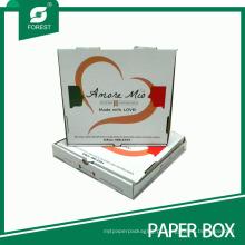 Venda quente personalizado barato caixa de entrega de pizza