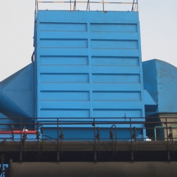 Stable performance MC type pulse bag dust collector