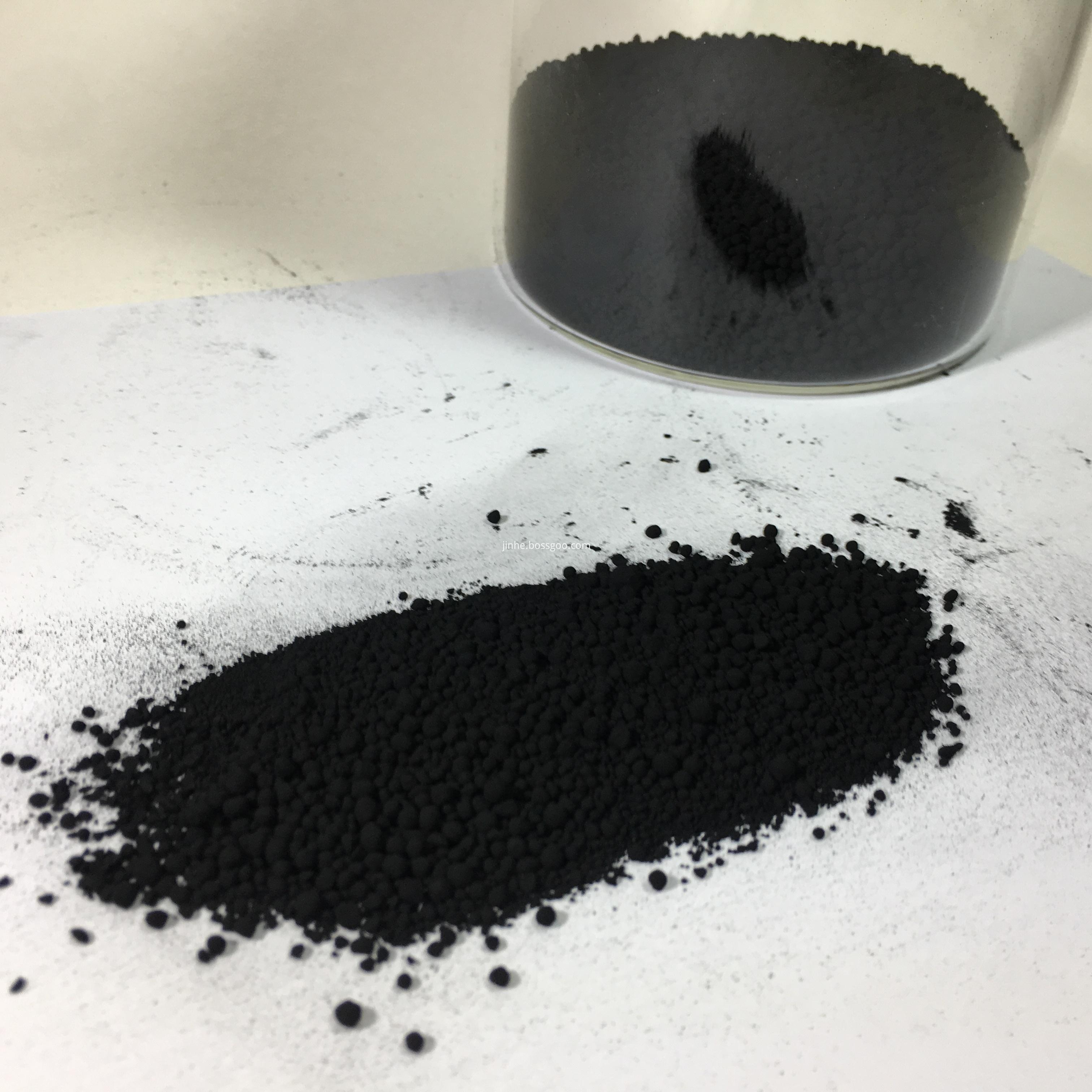Lamp Carbon Black