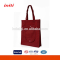 Wholesale high quality foldable shopping bag