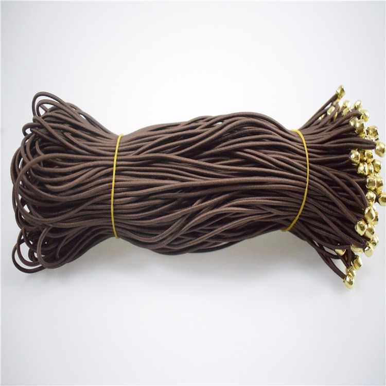 Bulk Elastic rope with ends