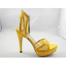 2016 nouvelle mode haute talon femmes sandale (HCY03-114)