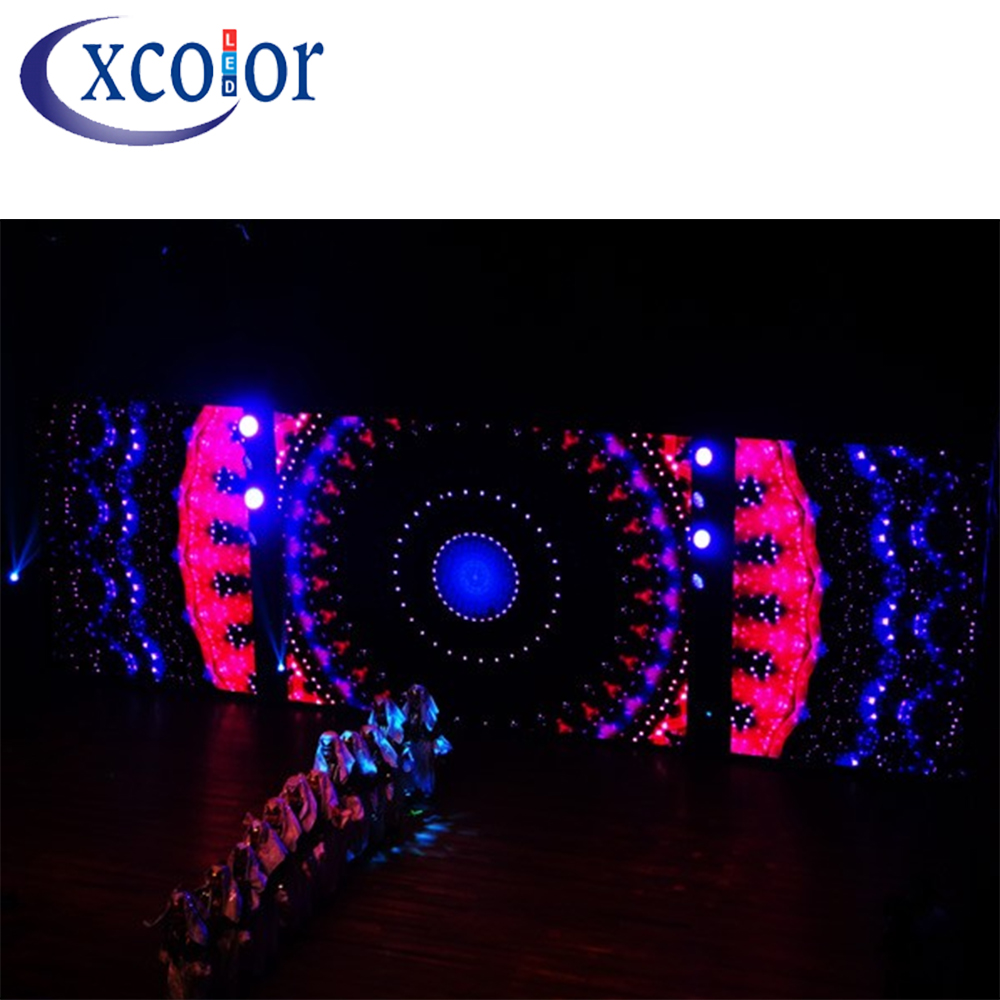 Indoor Moving Stage P4 Led Display Billboard Screen