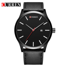 mininalist style business quartz watch japan movement time pieces