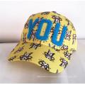 Печать Cap Спорт Cap Cap Cap бейсбольной кепки Trucker Hat City Мода Cap