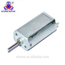 Potente motor de corriente continua de 12v de alto par motor de 3000RPM de mini cepillo pequeño motor eléctrico de 12v micro de CC