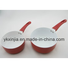 Kitchenware Aluminum Sauce Pan Milk Pot Cookware
