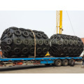 Rubber Cushion Type Foam Filled Fenders with High Density Closed Cell Foam Core