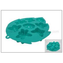 Moule à tarte au silicone en forme d'insecte à 8 cellules (RS28)