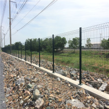 villa wire mesh fence designs for security