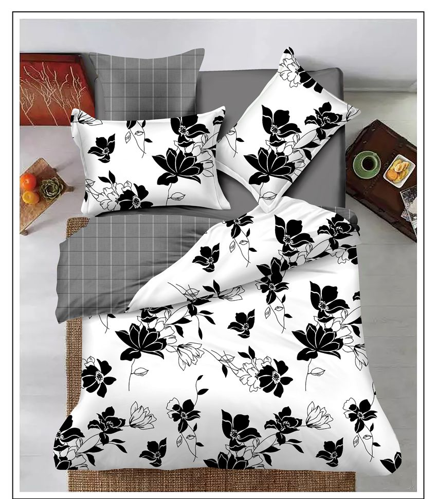 Printed Cotton Bedding Set