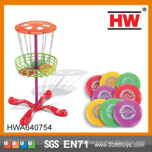 Popular Kids plastic flying disc game Frisbee toy frisbee disc