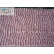PV Plush para têxteis-lar 006